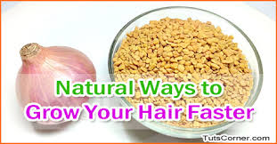how to make hair strong how to make your hair grow faster using home remedies tuts corner