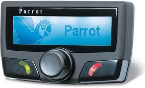 parrot ck3100 black car kit for bluetooth cell phones