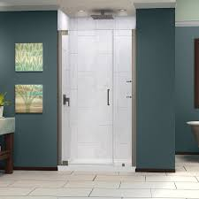 Frameless Shower Door Sliding by Bathrooms Dreamline Frameless Shower Door Corner Shower Units