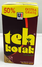 Teh Kotak ultra teh kotak tea products waroeng indo