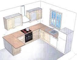 plans de cuisine ouverte plan cuisine ouverte 9m2 un lot de cuisine majestueux plan gnral