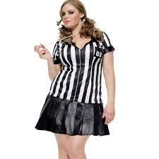 Ref Costumes Halloween Torrid Torrid 3x 4x Referee Halloween Costume Retired Nwt