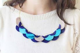 diy picture necklace images 30 cool and easy diy necklaces jpg