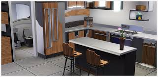 cuisine sims 3 ultra lounge kitchen bath store the sims 3