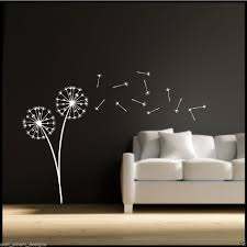 wall removable wall stickers dandelion wall decal lowes wall dandelion wall decal wall decor stickers for living room brick decal