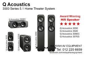 7 1 home theater speakers the award winning home theater system in malaysia wilayah av