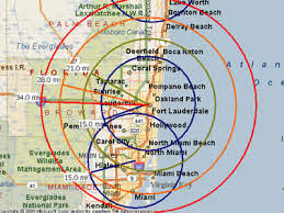 map of ft lauderdale easy moving labor map for fort lauderdale moving labor