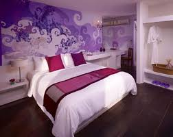 Blue Purple Bedroom - purple teenage bedrooms memsaheb net