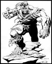 incredible hulk by christopherstevens on deviantart