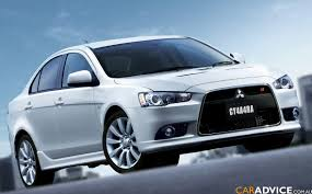 mitsubishi ralliart mitsubishi lancer ralliart first details photos 1 of 14