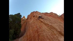 Rock Climbing Garden Of The Gods Rock Climbing Garden Of The Gods