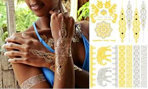 shine therapy flash tattoos are the ix daily