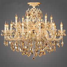 High Quality Chandeliers Find More Chandeliers Information About Modern Luxury 9k Gold
