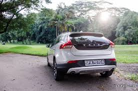 V40 Volvo Review Review Of Volvo V40 Putting The Fun Back Into Functionality