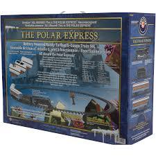 lionel u0027s the polar express g gauge set walmart com
