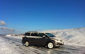luxury minivan 2015 capsule review 2015 toyota sienna awd the truth about cars
