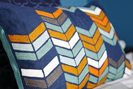 Blue Orange Color Scheme Iheart Organizing Preston U0027s Bedroom Update Seeing Orange Stripes