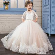 designer communion dresses custom made 2017 kids prom graduation holy communion dresses