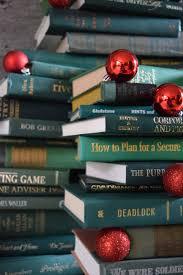 christmas christmas tree books diy vintage book christmas tree a blissful nest