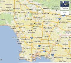 ca map map of los angeles ca balloons decorations