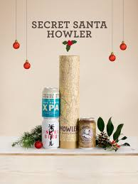 secret santa christmas craft beer howler buy online at honestbrew