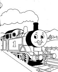 coloring pages glamorous thomas coloring friends pages