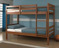 Solid Wood Bunk Beds  Beds Idea - Solid wood bunk bed