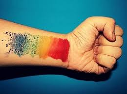 abstract color tattoo for wrist tattoos pinterest color