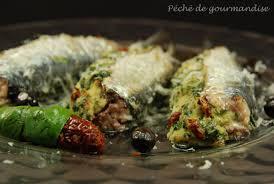 cuisiner des sardines fraiches sardines farcies riviera d après alain ducasse péché de