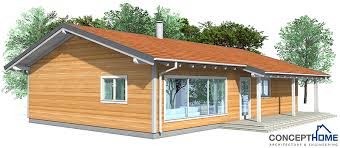 Small Cottage Plan Small House Plan Ch32 Floor Plans U0026 House Design Small Home Design