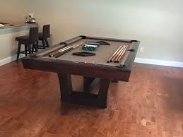 Pool Table Disassembly by Services Encore Billiards U0026 Gameroom