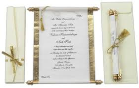 scroll invitations wedding scroll invitations template best template collection