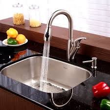 Stainless Steel Kitchen Sinks Undermount Reviews by Bathroom Astounding Kitchen Sink Best Images Collections For