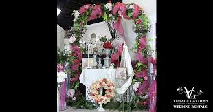 wedding arches to rent rent gardens weddings