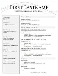 word document resume templates business accounting cool in free