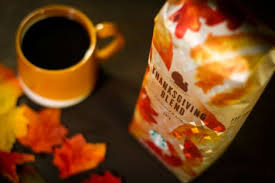 celebrating the season with starbucks thanksgiving blend