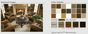 tan coffee brown and peat living room color scheme home