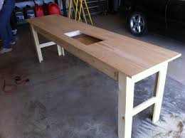 Dining Room Table Woodworking Plans by Sewing Machine Table Woodworking Plans Protipturbo Table Decoration