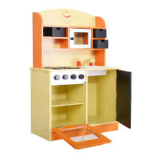 Pretend Kitchen Furniture Kids Pretend Play Toy Kitchen Set Toy Kitchens U0026 Play Food