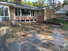faux patio stone home design ideas and pictures
