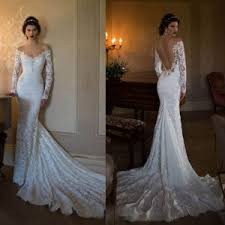 china off shoulder bridal gowns lace backless berta wedding