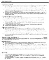 Project Manager Resume Template Word Resume Template Free Word Doc Templates Promissory Note For 81