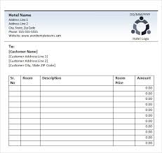 833024378400 us visa fee receipt word zipcash invoice excel with