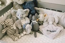 Pottery Barn Kids Elephant Rug by U0026 Baby G Makes Three Grayson Daniel Nursery Tour