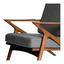 selig z chair replica smoke grey u2013 the design edit