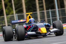 renault one lindsey vonn driving a racing car photos red bull