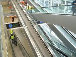 tappeti mobili scale mobili escalators paravia