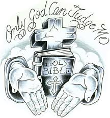 only god can judge me only god judge me tattoos pinterest