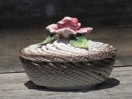 capodimonte basket of roses 200 best capodimonte images on ceramic flowers china