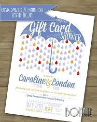 gift card wedding gift wedding shower invitation gift card wording gift card